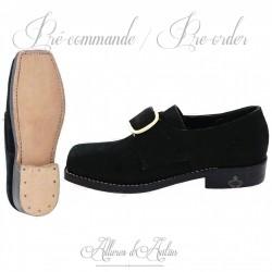 Chaussures de troupe- Empire- Noir